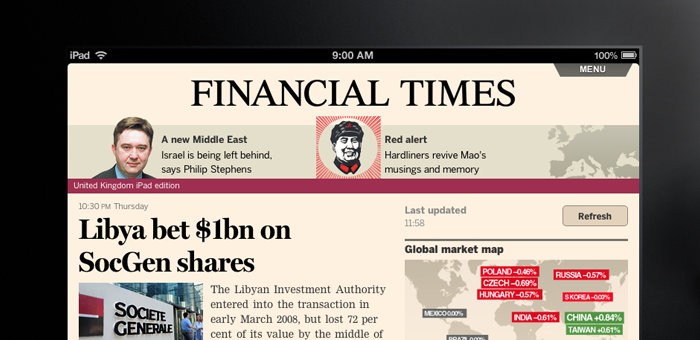 Financial Times App
