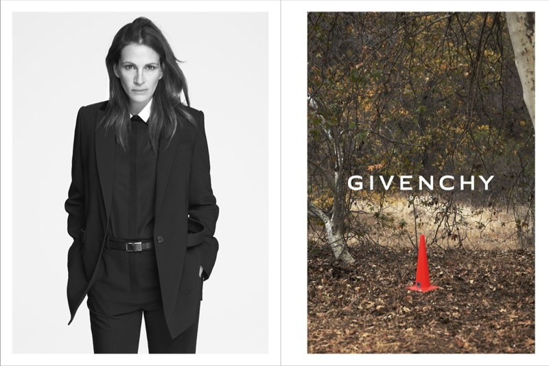 Julia-Roberts-for-Givenchy-SS15 Campaign