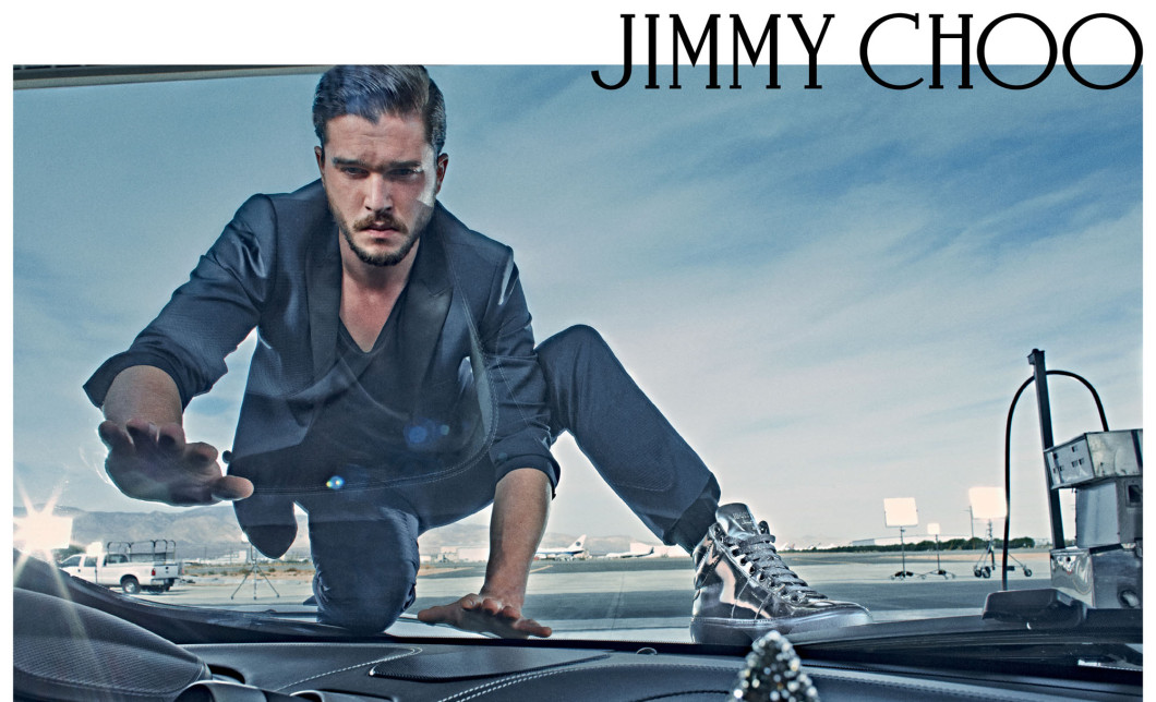 Kit-Harington-for-Jimmy-Choo-SS15 Campaign