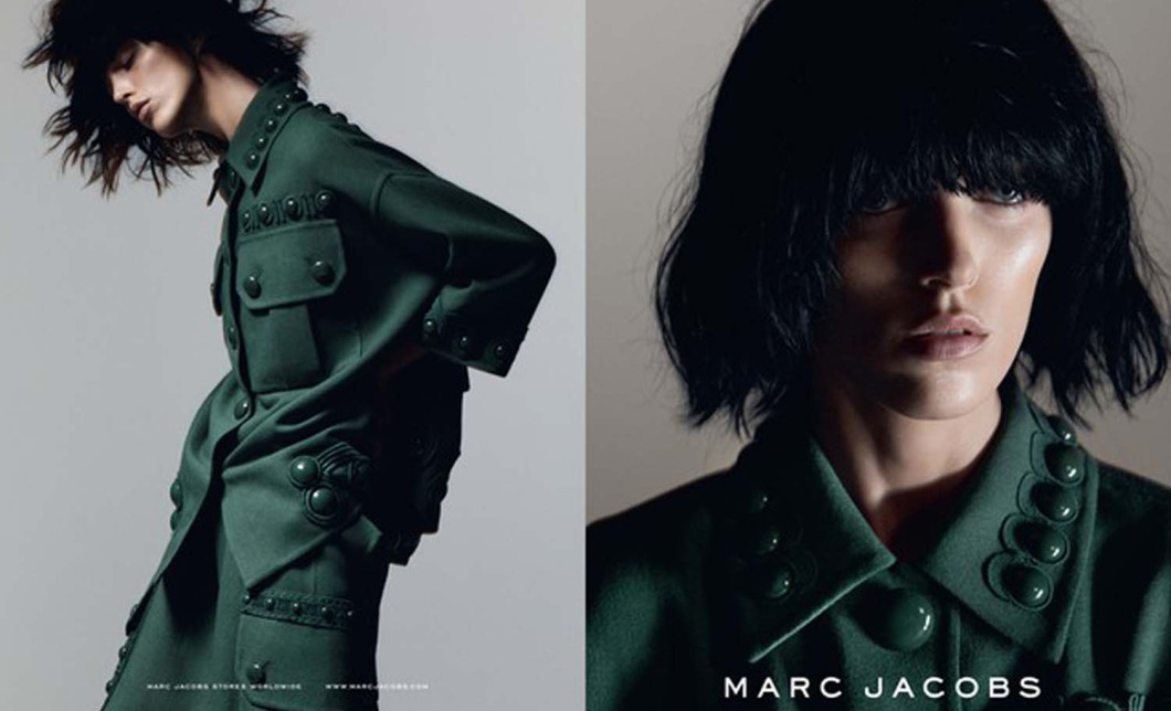 Anja-Rubik-for-Marc-Jacobs-SS15 Campaign