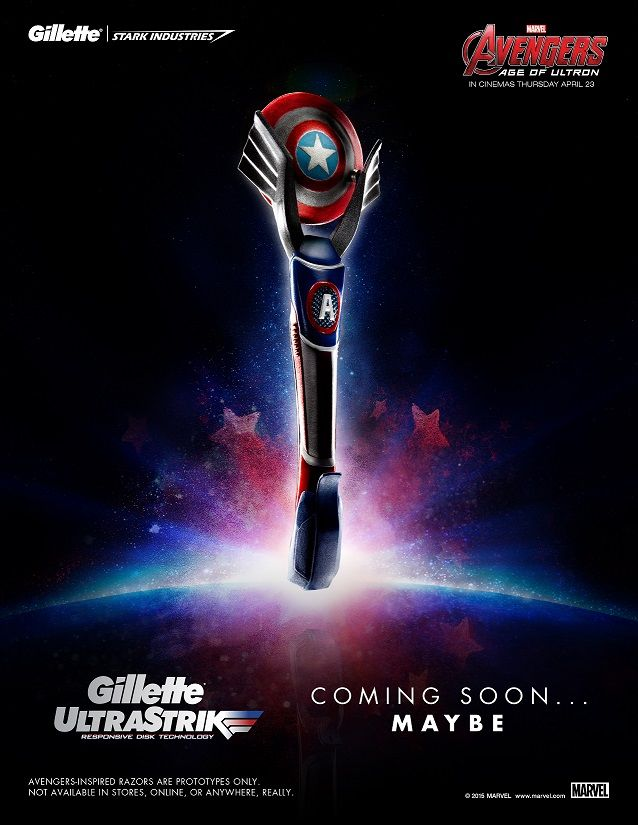 Gillette and Stark Industries