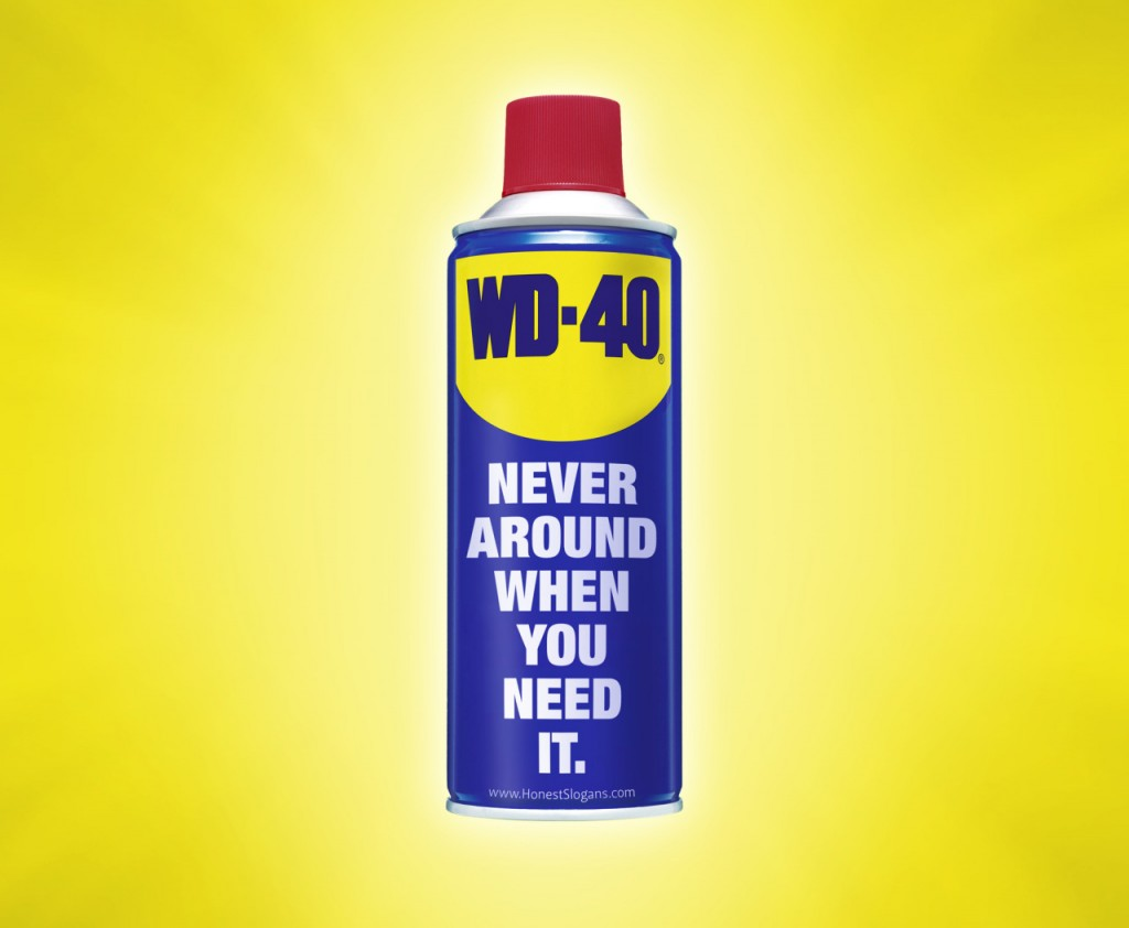 Clif Dickens - WD-40