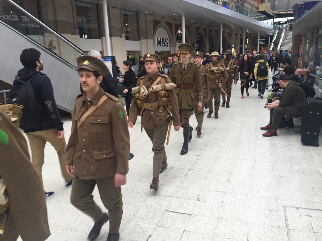 Battle of Somme: A 100 Years Later