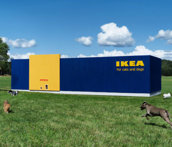 Ikea 'Lurvig' Pet Collection