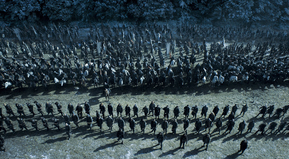 Game Of Thrones Season 8 The Final Battle Lines Drawn
